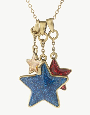Cath Kidston Star Cluster Necklace