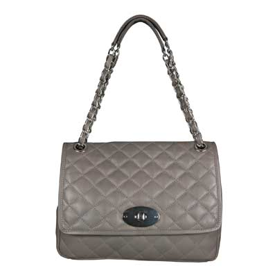 Jones Sharock Grey Handbag